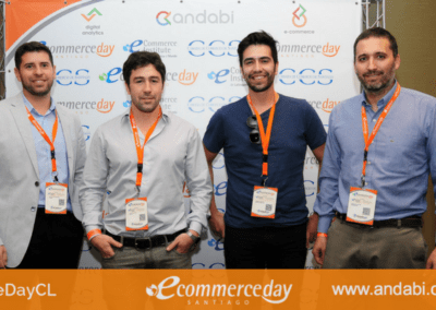 Panel Analytics Ecommerce Santiago Chile 2017 edaycl